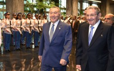 Official visit to the Republic of Cuba
