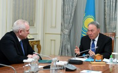 Meeting with Anatoly Smolin, Chairman of the Supreme Judicial Council
