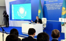 Meeting on the issues of Almaty development and preparation for the 2017 World Winter Universiade
